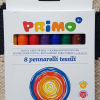 Photograph of Primo markers