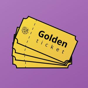 Golden ticket bundle