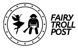 Fairy Troll Post logo